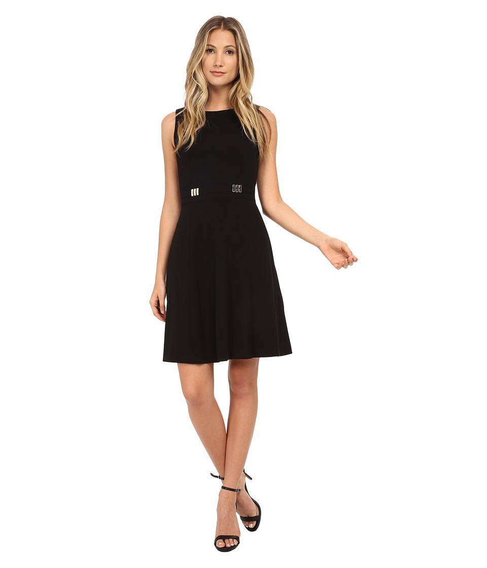 Tahari by ASL - Hanson - Q Dress (Black) Women