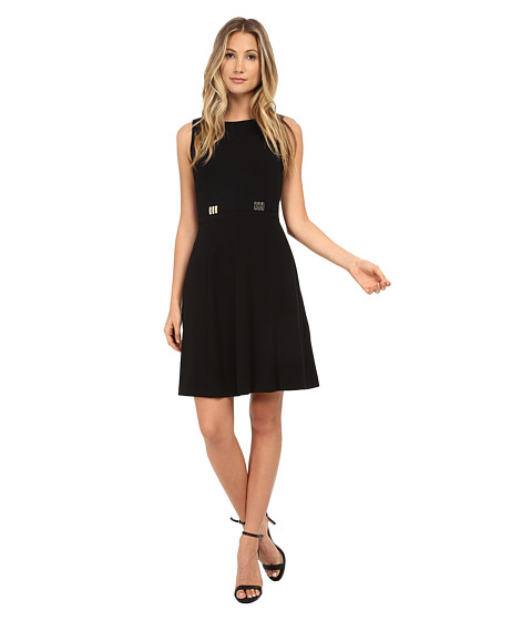 Tahari by ASL - Hanson - Q Dress (Black) Women's Dress