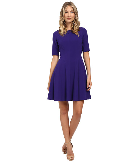 Tahari by ASL - Gregory - C Dress (Regal Purple) Women's Dress