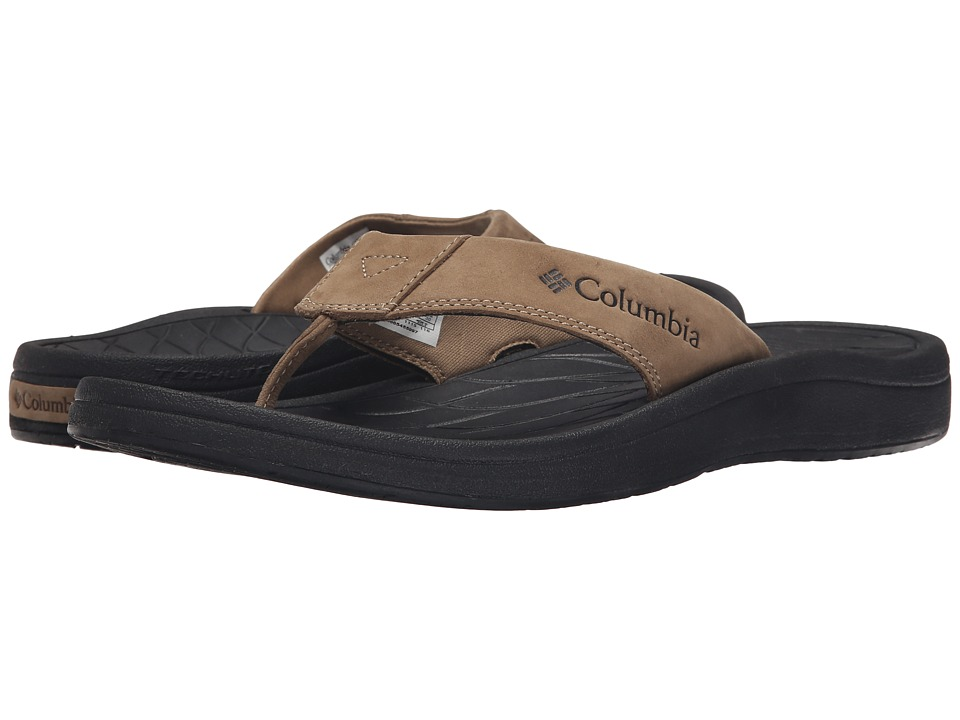 Columbia Dockflip II (Flax/Black) Men