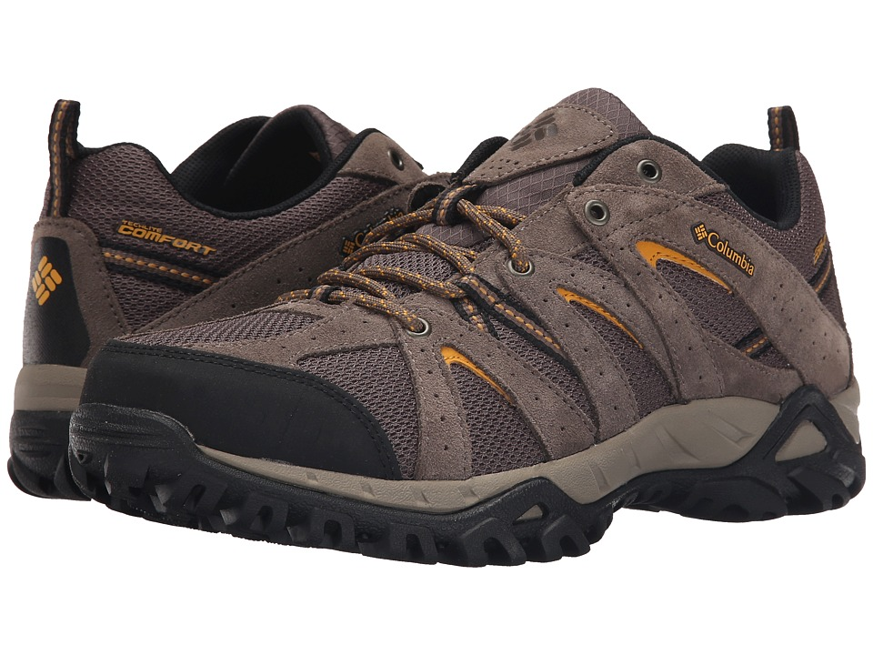 Columbia - Grand Canyontm (Mud/Squash) Men's Shoes