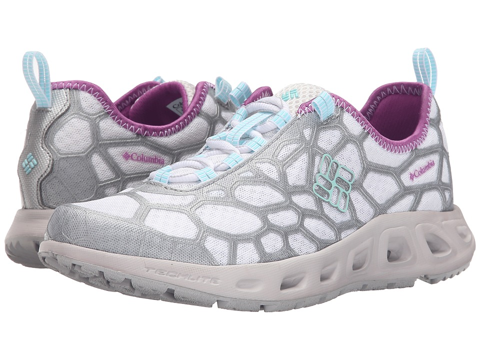Columbia - Megavent Shift (White/Candy Mint) Women's Shoes