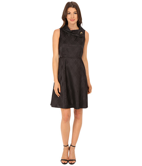 Tahari by ASL - Nelson - B Dress (Black) Women