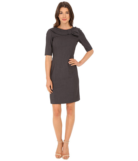 Tahari by ASL - Jason - C Dress (Charcoal) Women