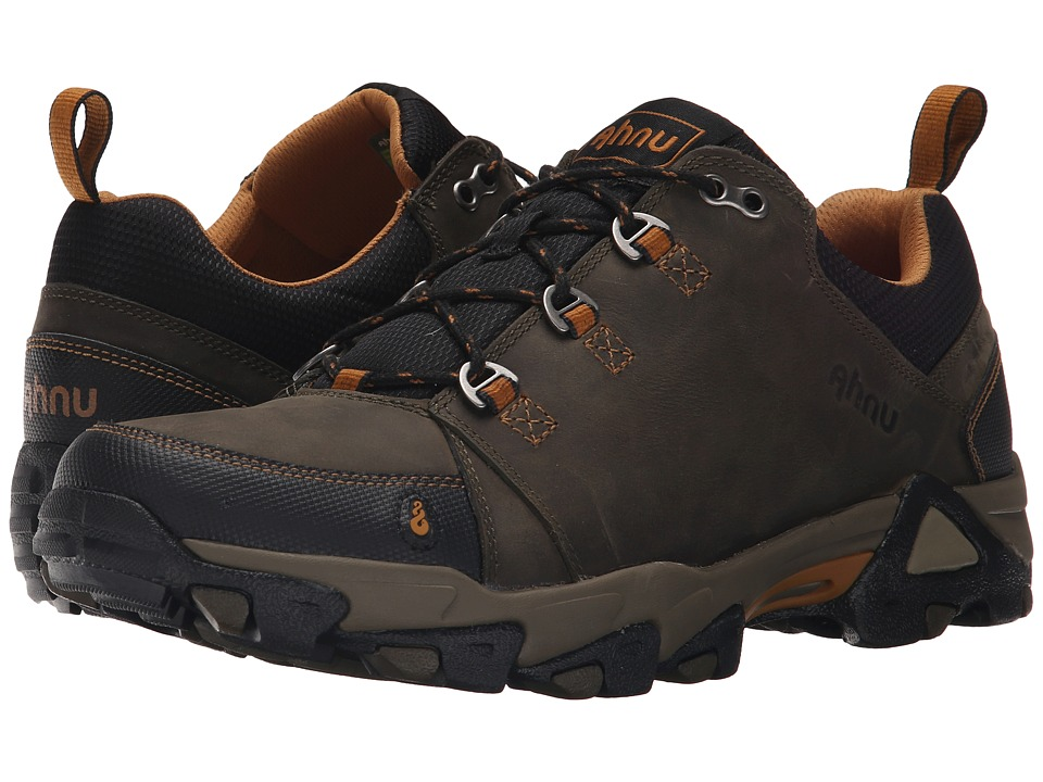 Ahnu - Coburn Low (Bunker Green) Men's Shoes