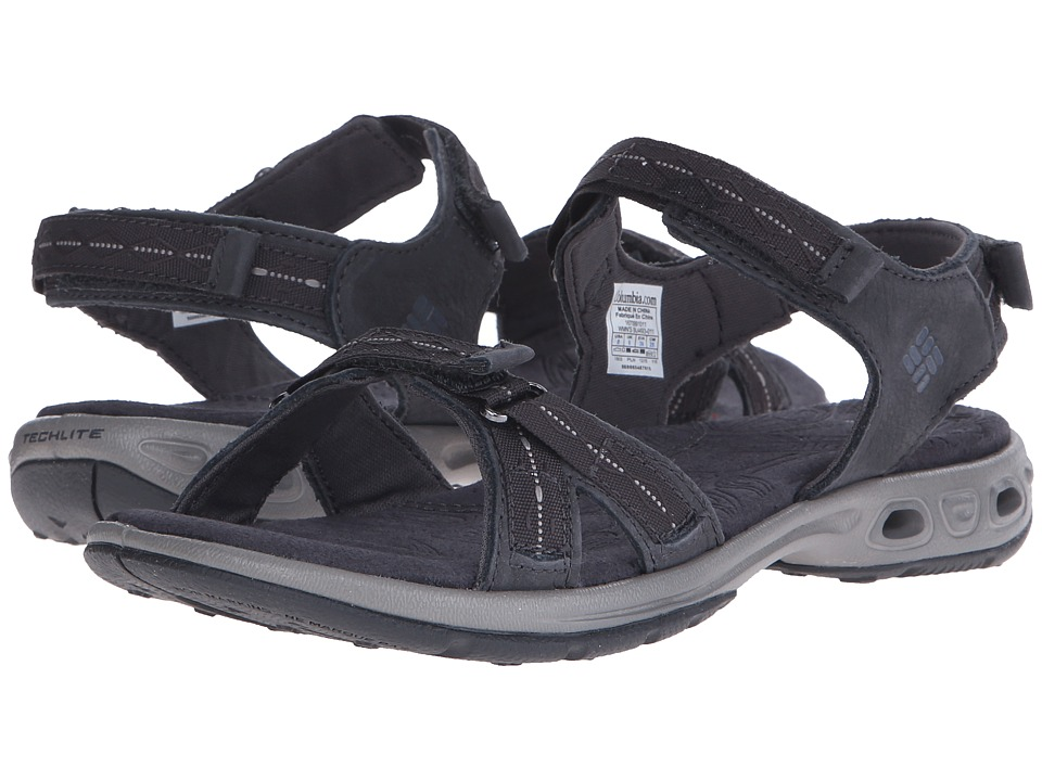 Columbia - Kyra Vent II (Shark/Light Grey) Women's Sandals