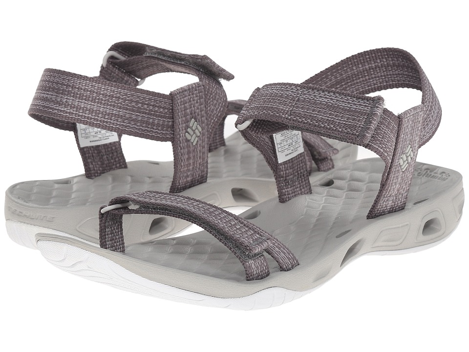Columbia - Sunbreeze Vent Avalon (Quarry/Cool Grey) Women's Sandals