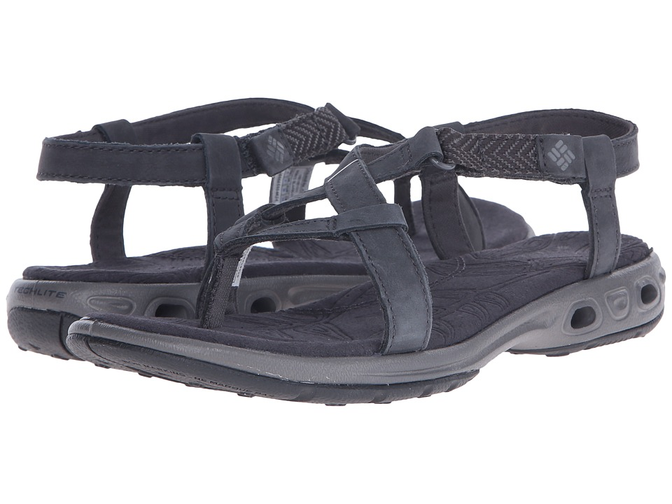 Columbia - Abaco Vent (Shark/Quarry) Women's Sandals