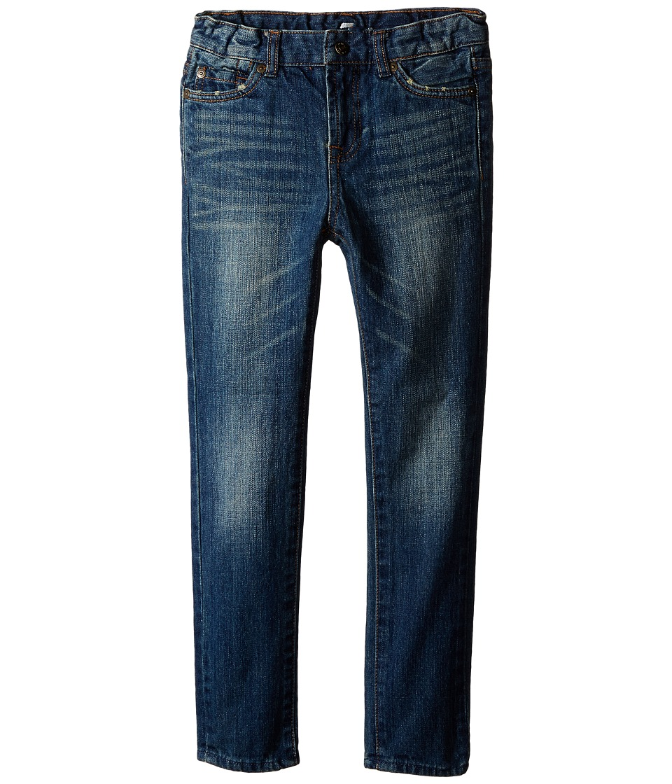 7 For All Mankind Kids - Paxtyn Jeans in Shaded Sun (Little Kids/Big Kids) (Shaded Sun) Boy