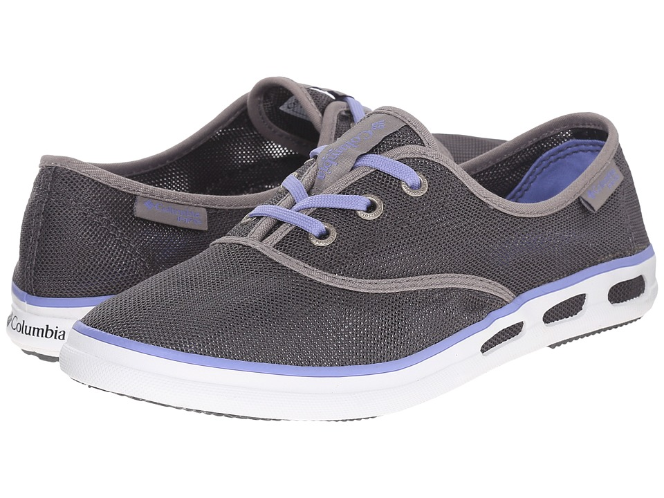 Columbia - Vulc N Vent Lace Mesh PFG (Dark Grey/Pale Purple) Women