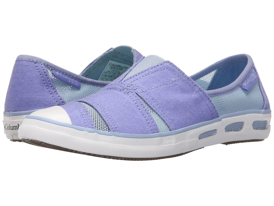 Columbia - Vulc N Vent Slip PFG (Pale Purple/Ocean Water) Women
