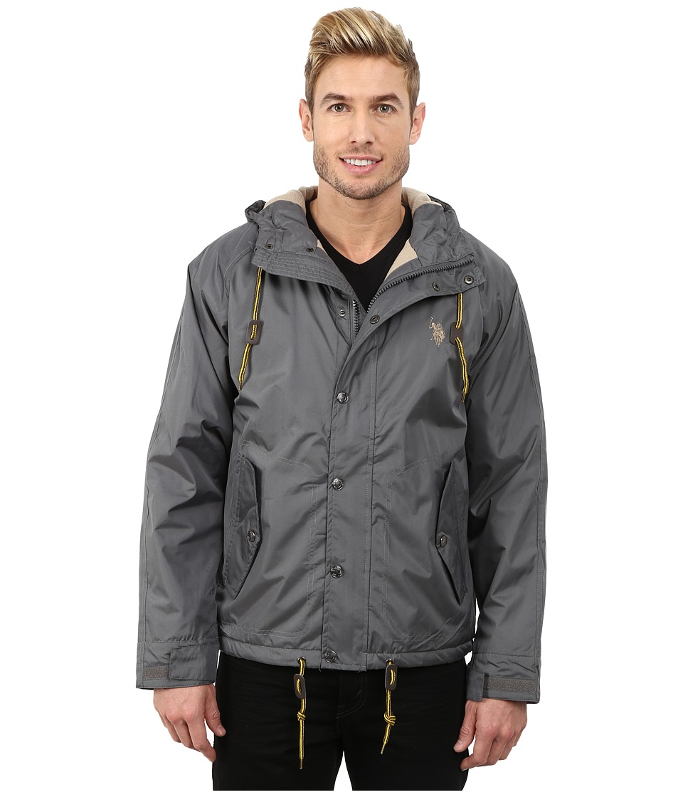 U.S. POLO ASSN. - Fleece Lined Anorak (Castle Rock) Men