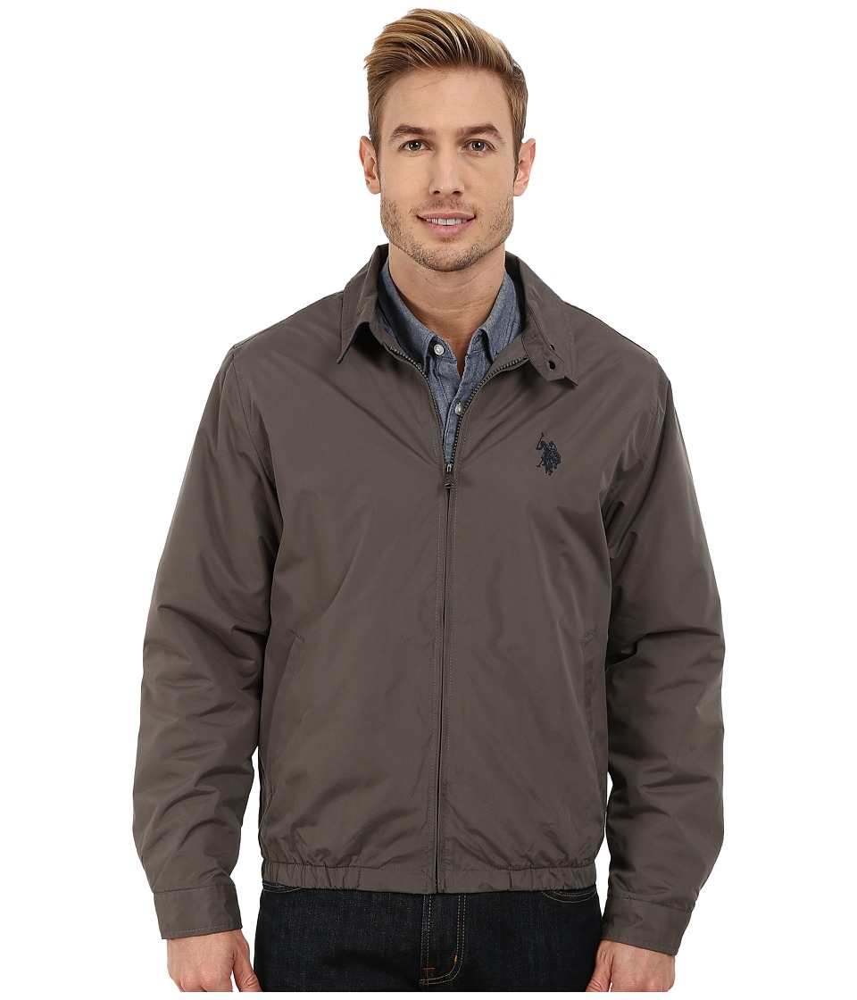 U.S. POLO ASSN. - Golf Jacket (Castle Rock) Men's Coat