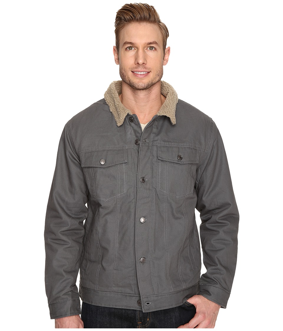 U.S. POLO ASSN. - PU Trucker Jacket (Castle Rock) Men's Coat