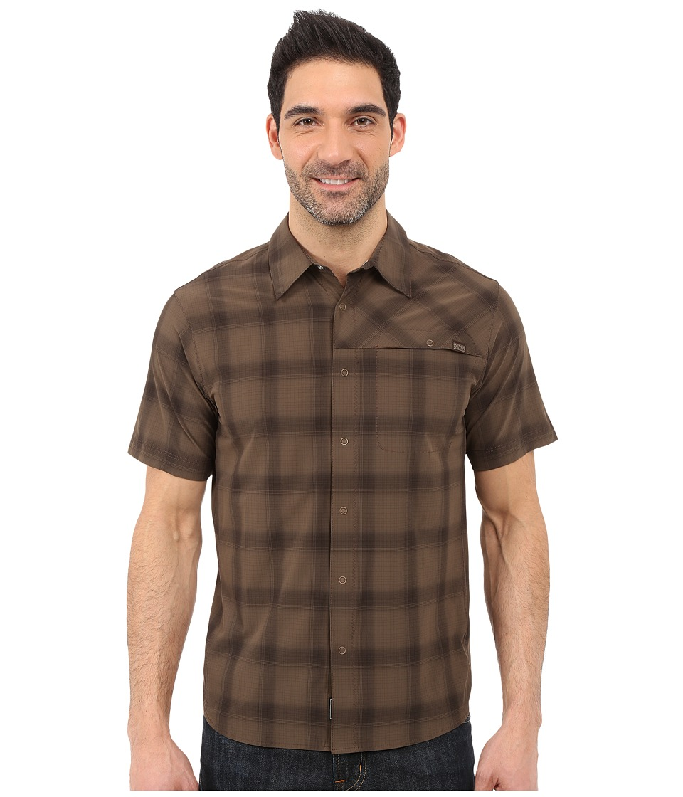 Outdoor Research - Astroman S/S Shirt (Earth) Men's Short Sleeve Button Up