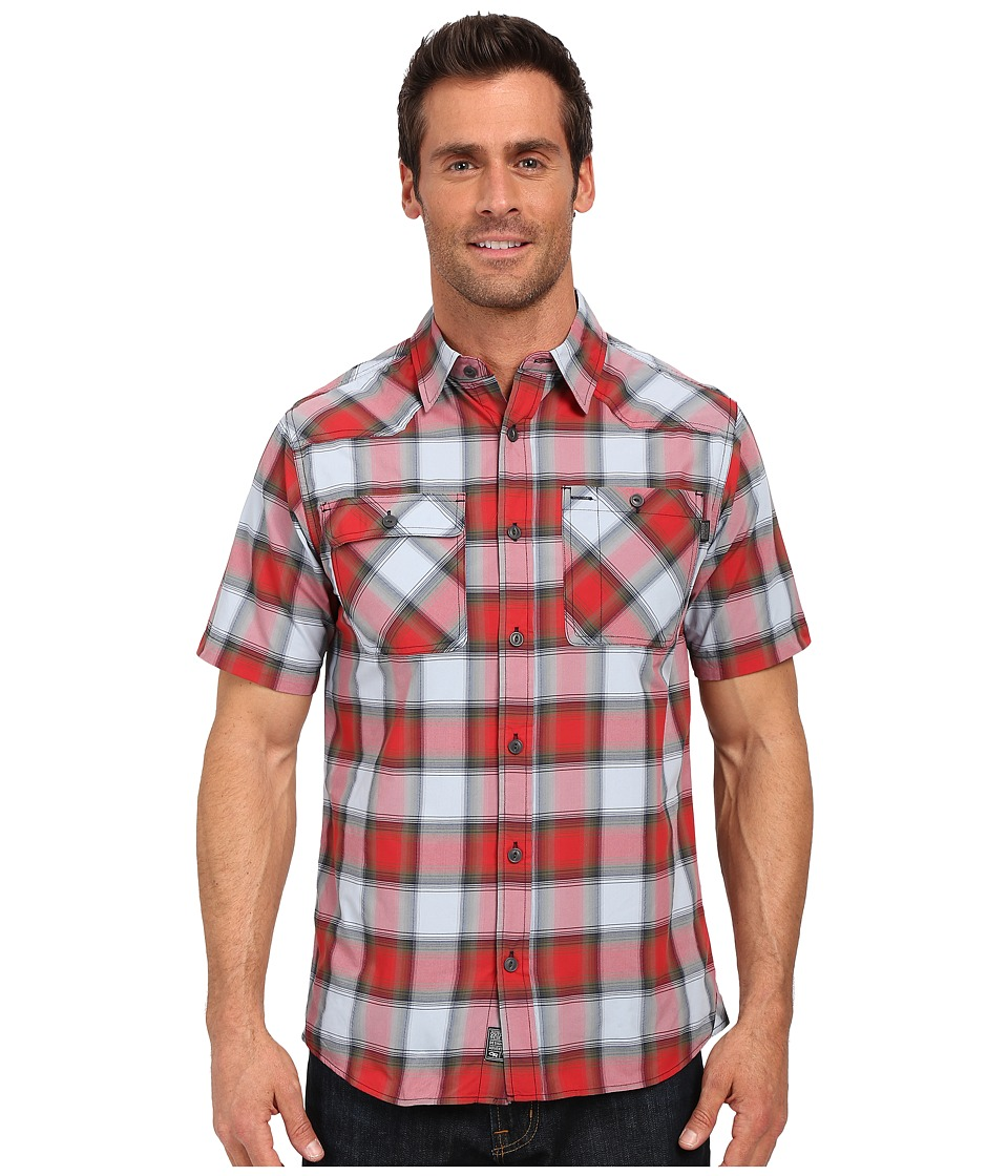 Outdoor Research - Growler S/S Shirt (Agate) Men's Short Sleeve Button Up