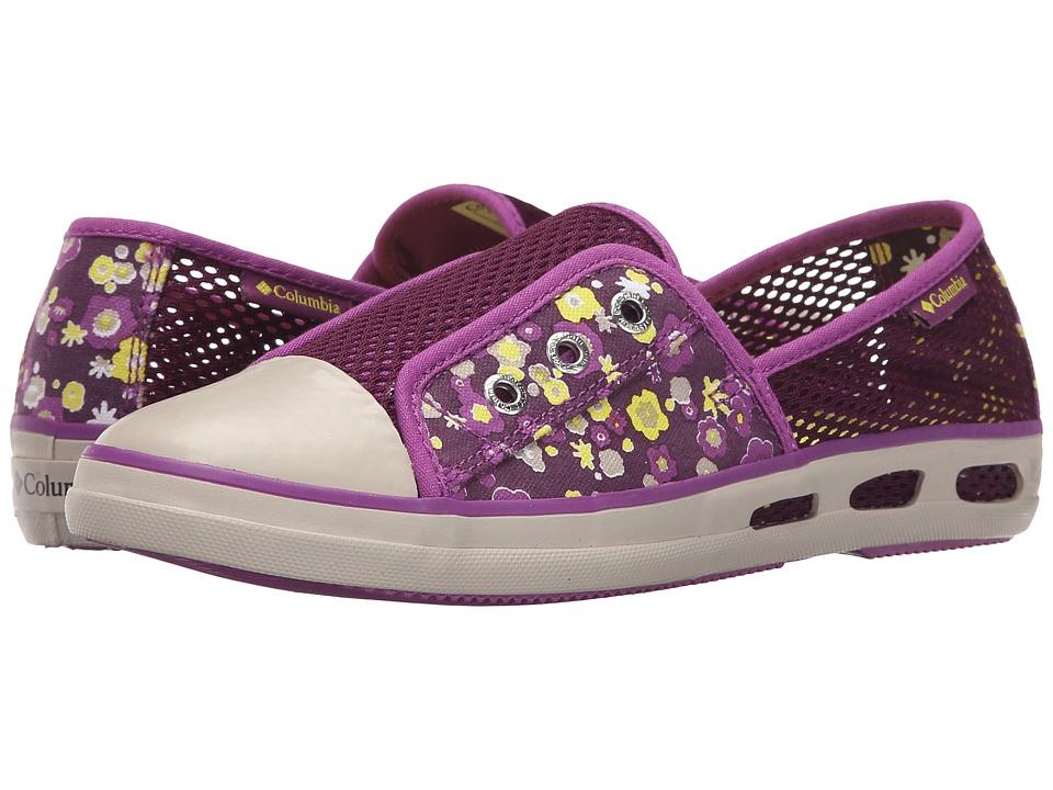 Columbia Vulc N Vent Bombie (Purple Dahlia/Zour) Women