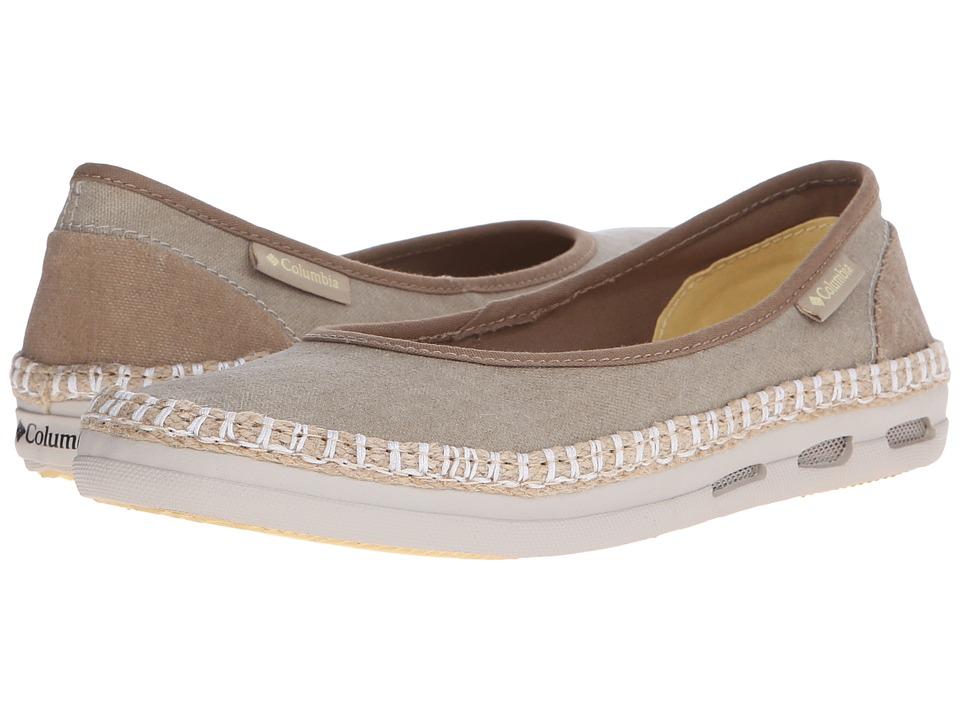 Columbia - Vulc N Venttm Bettie (British Tan/Cornstalk) Women's Shoes