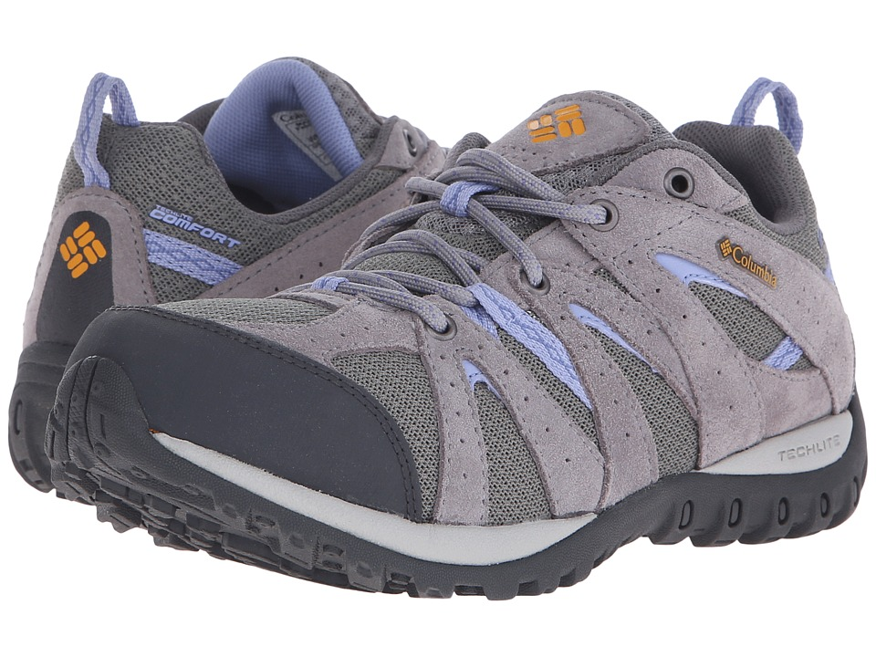Columbia - Grand Canyon (Charcoal/Flame Orange) Women's Shoes