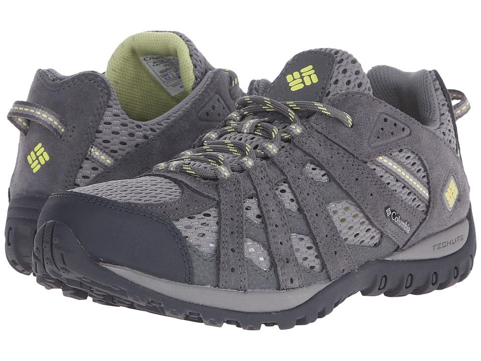 Columbia - Redmond Breeze (Light Grey/Sunnyside) Women's Shoes