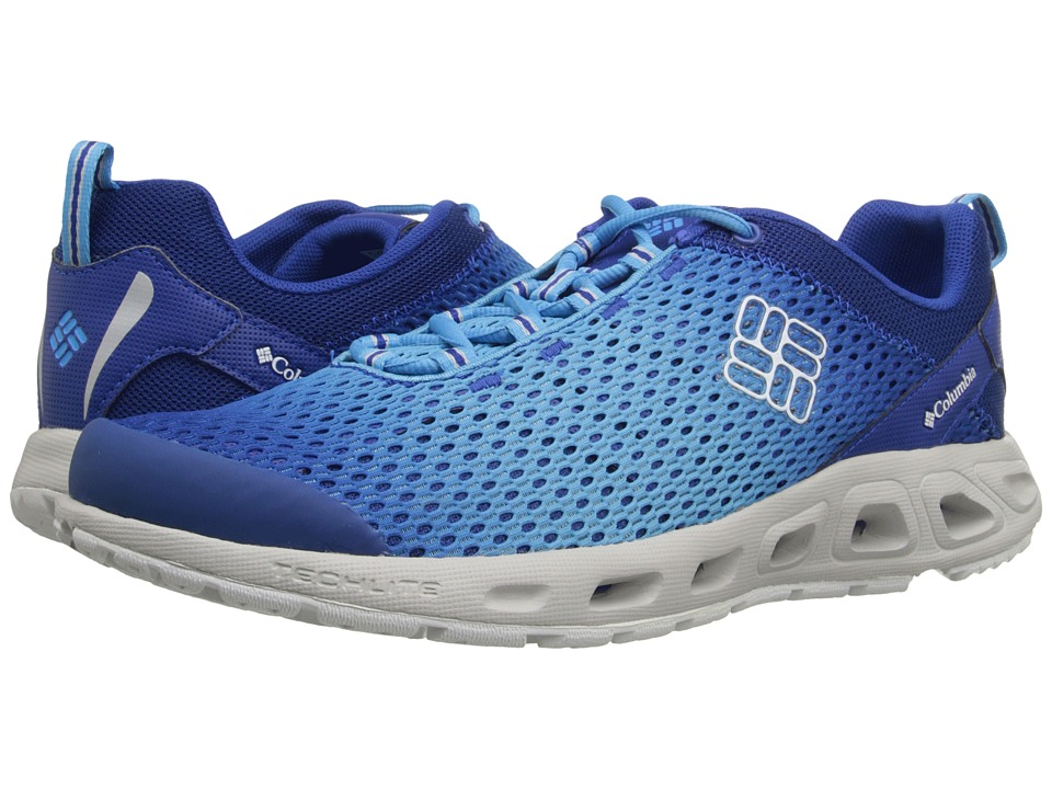 Columbia - Drainmaker III (Azul/White) Men's Shoes
