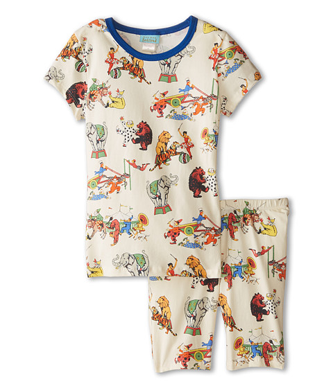 BedHead Kids - Tweens Short Sleeve Two-Piece Shorts Set (Big Kids) (Showtime) Girl's Pajama Sets