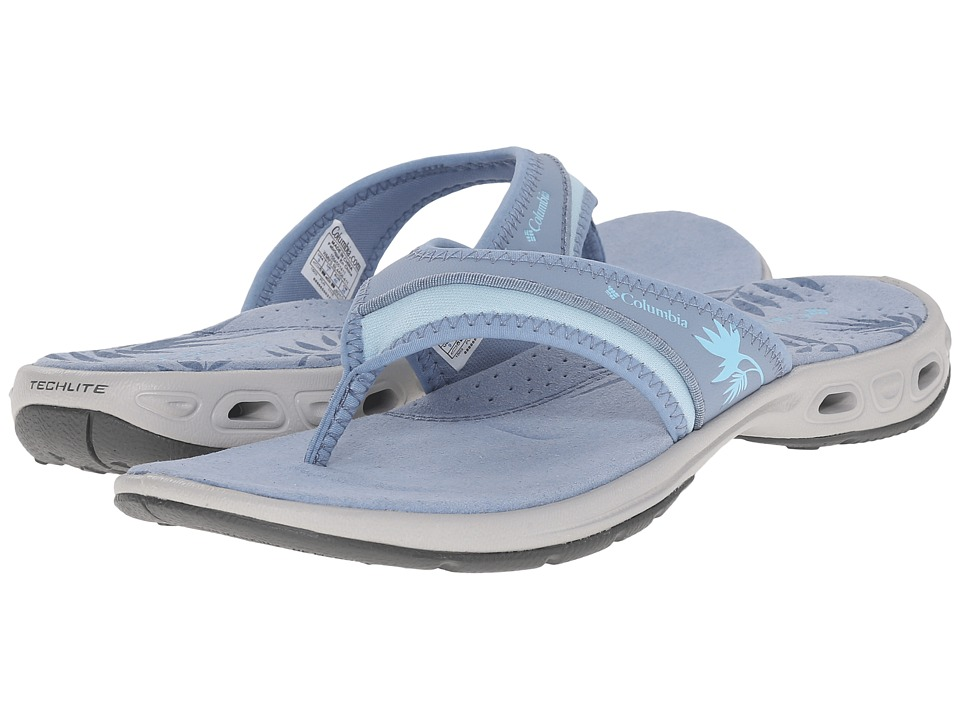 Columbia Kambi Vent (Dark Mirage/Sky Blue) Women