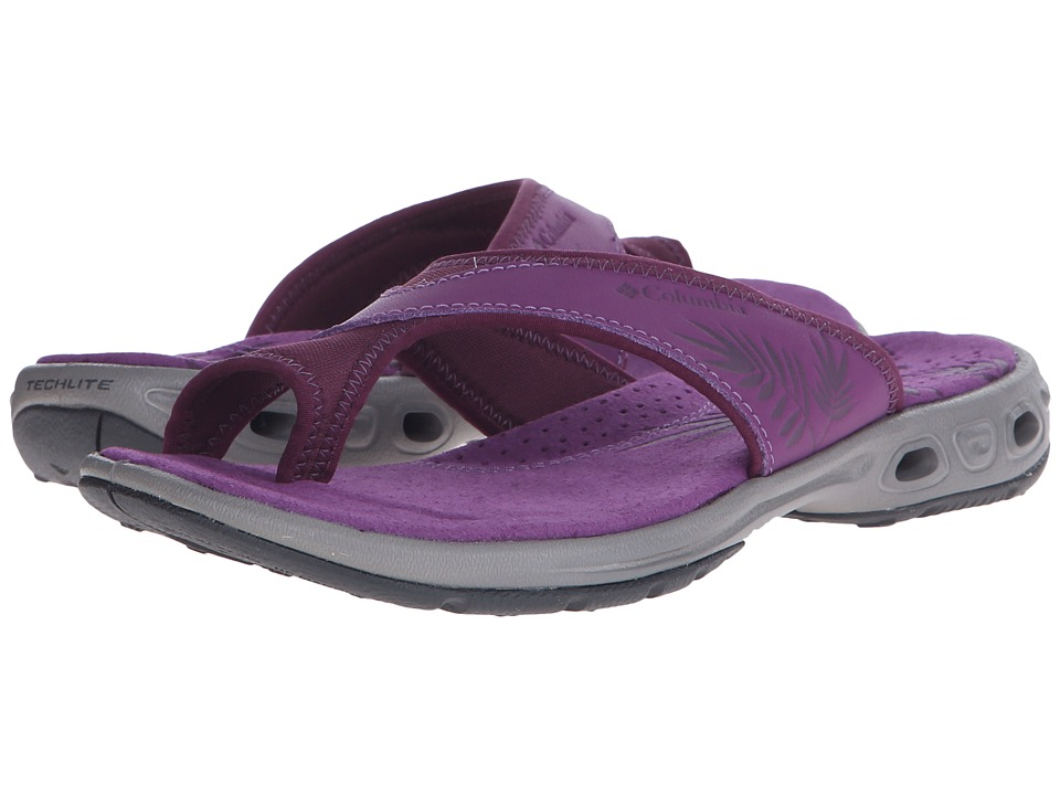 Columbia - Kea Vent (Glory/Purple Dahlia) Women's Shoes