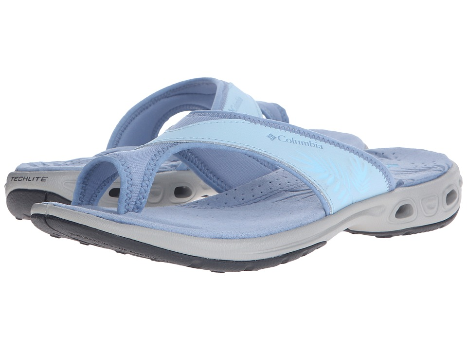 Columbia Kea Vent (Sky Blue/Dark Mirage) Women
