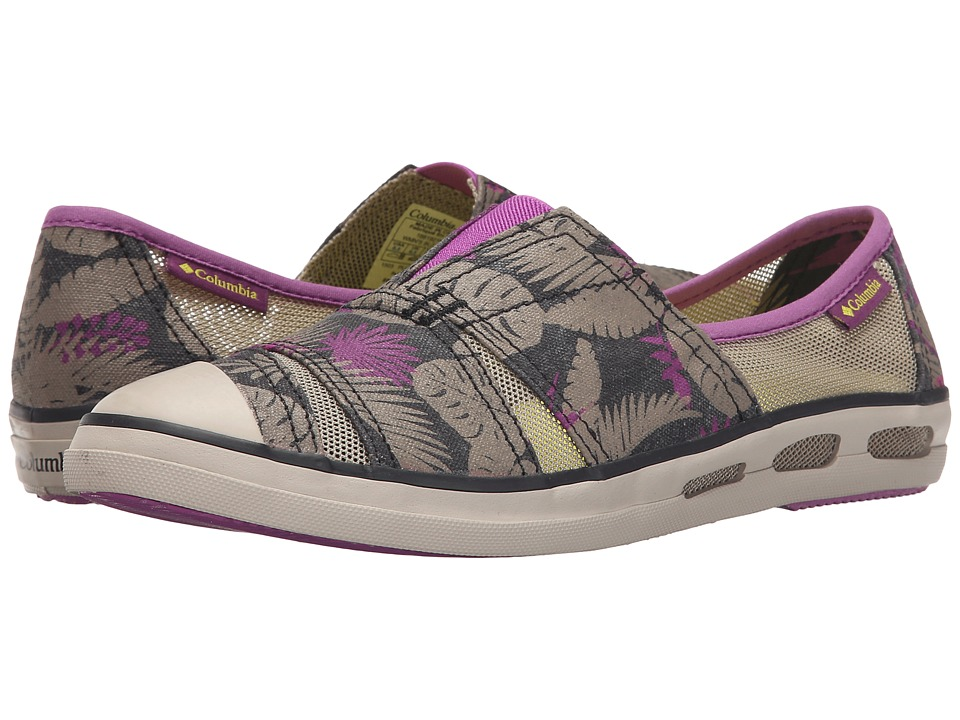 Columbia - Vulc N Vent Slip (Razzle/Zour) Women's Slip on Shoes