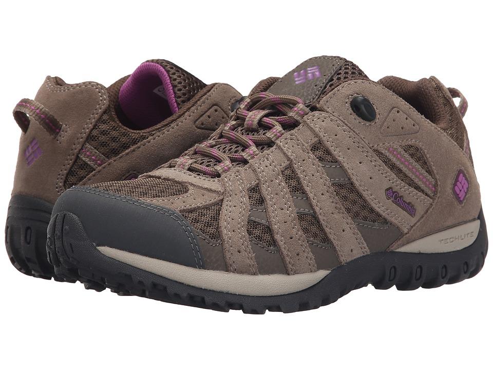 Columbia - Redmond (Mud/Razzle) Women's Shoes