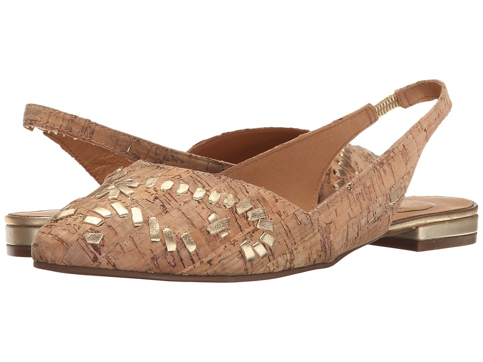 Jack Rogers - Rory (Cork) Women's Flat Shoes