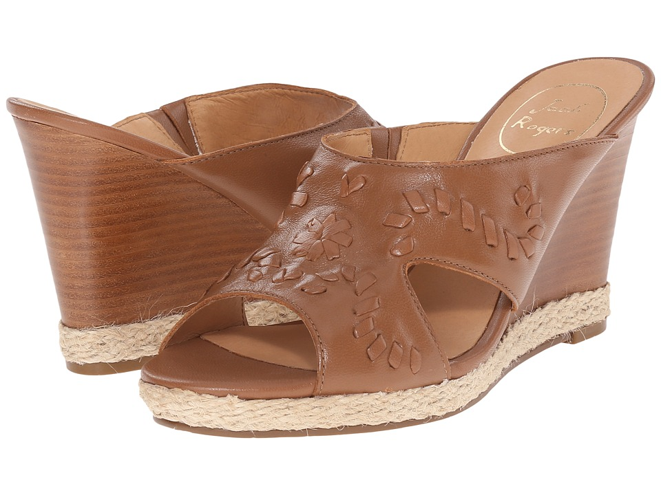 Jack Rogers - Sophia (Oak) Women's Wedge Shoes