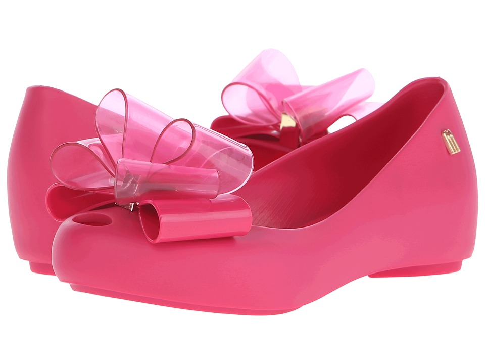 Mini Melissa - Mel Ultragirl Sweet (Little Kid) (Pink) Girl's Shoes