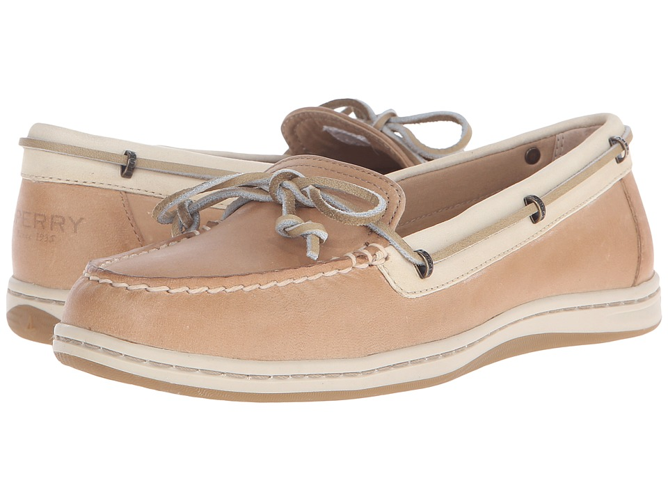 Sperry Top-Sider - Jewelfish Custom Lace (Linen/Oat) Women's Lace up casual Shoes
