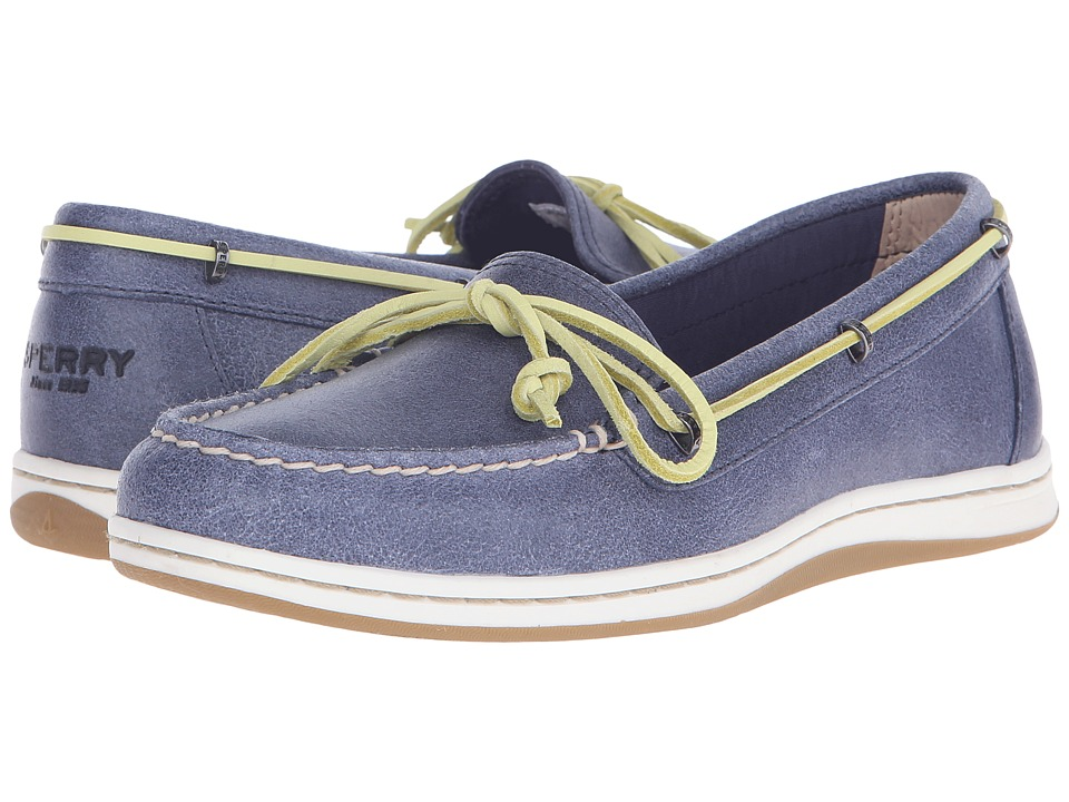 Sperry - Jewelfish Custom Lace (Navy) Women's Lace up casual Shoes