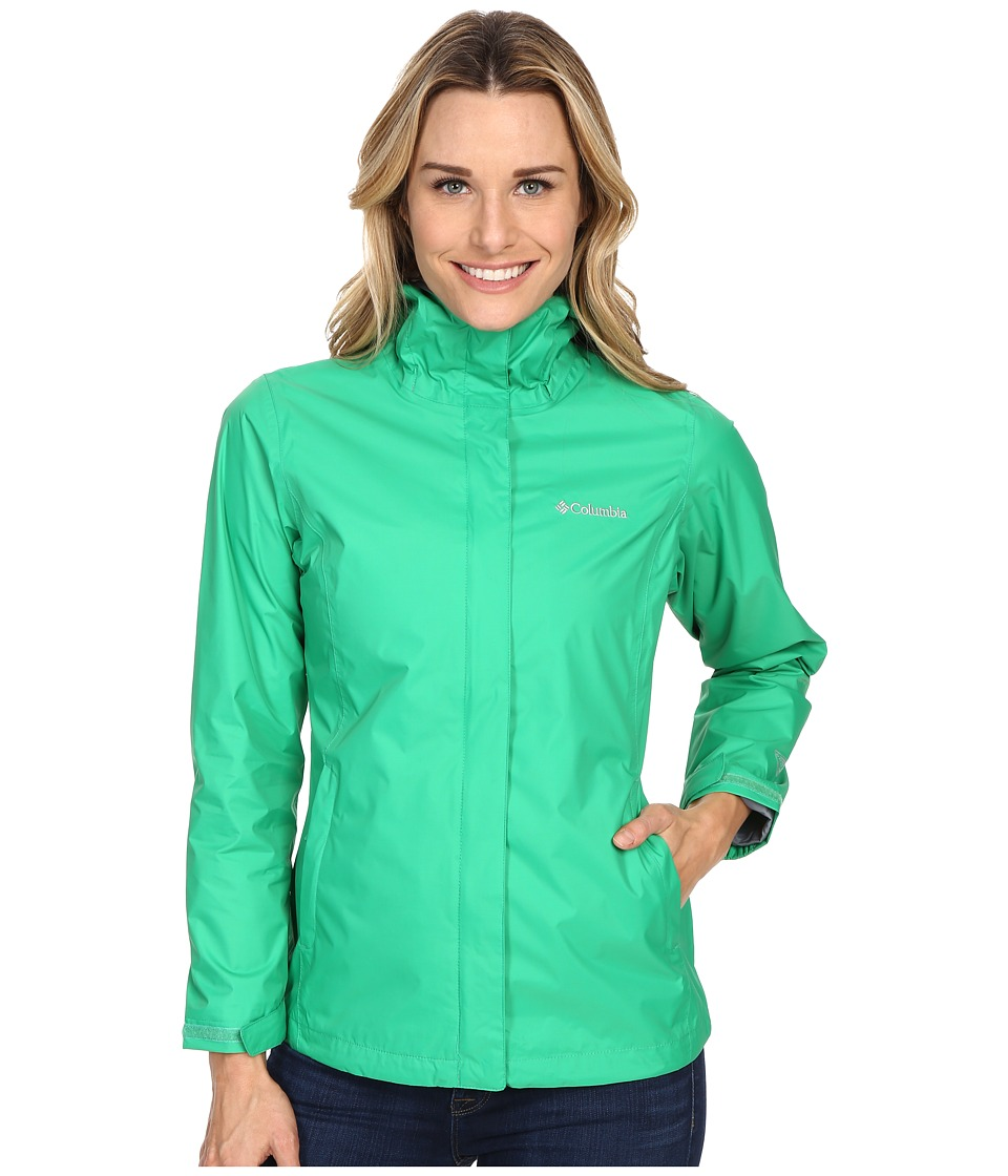 Columbia - Arcadia II Jacket (Dark Lime) Women's Coat