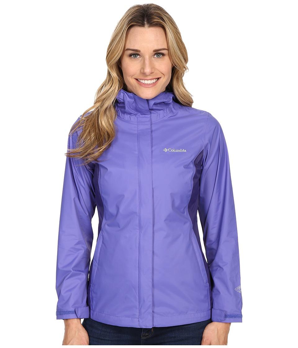 Columbia - Arcadia IItm Jacket (Purple Lotus/Skyward) Women's Coat