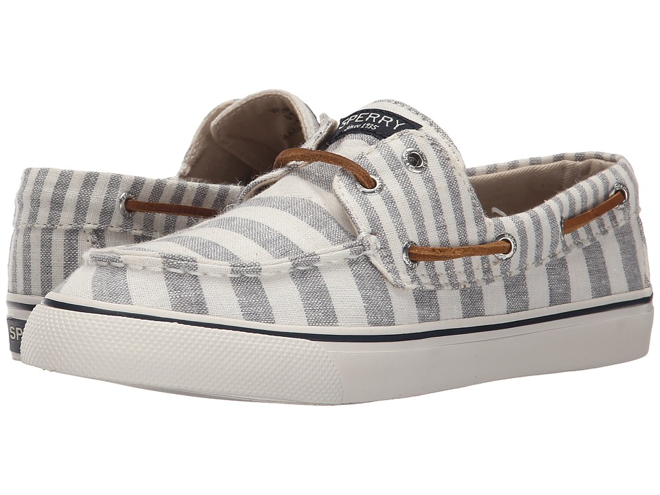 Sperry Top-Sider Bahama Multi Stripe (Grey) Women