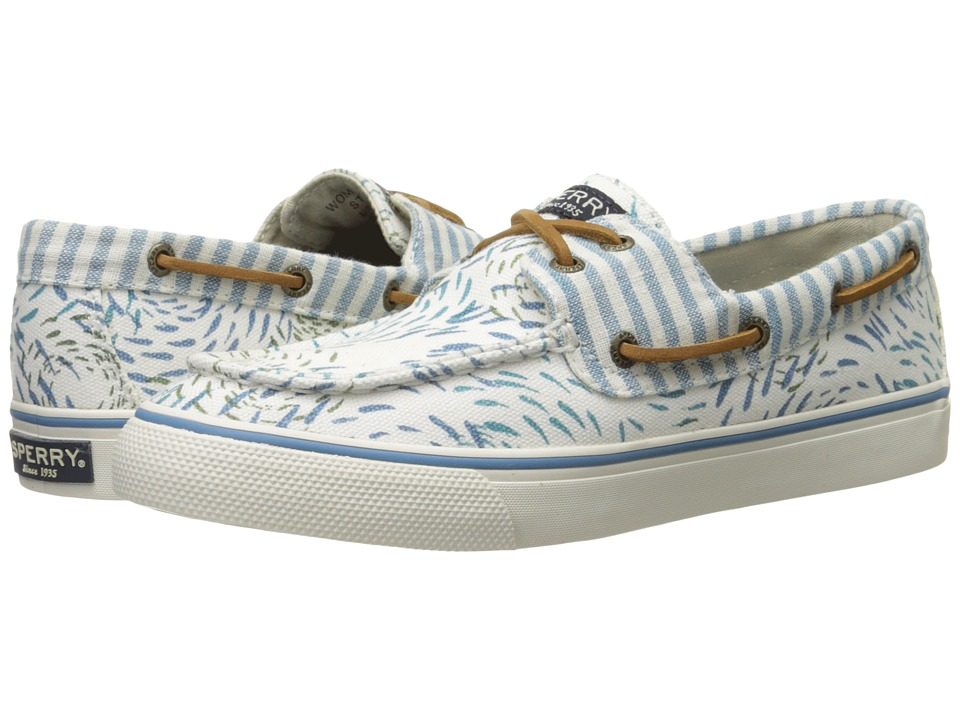 Sperry Bahama Fish Circle (Medium Blue) Women
