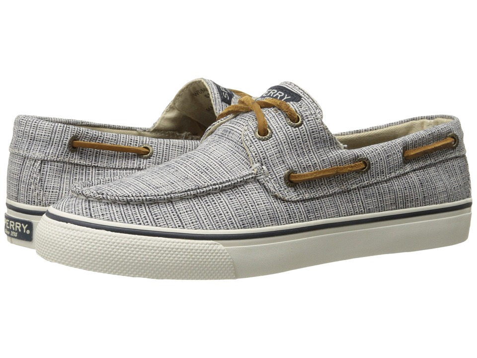 Sperry Top-Sider Bahama Canvas Hatch (Navy Multi) Women