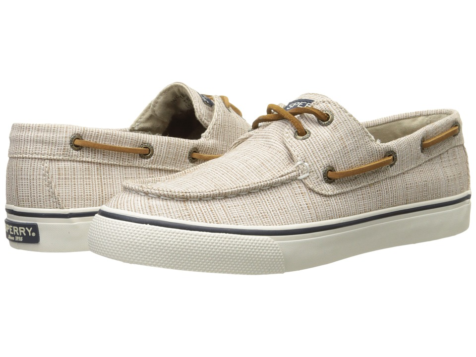 Sperry Top-Sider Bahama Canvas Hatch (Taupe Multi) Women
