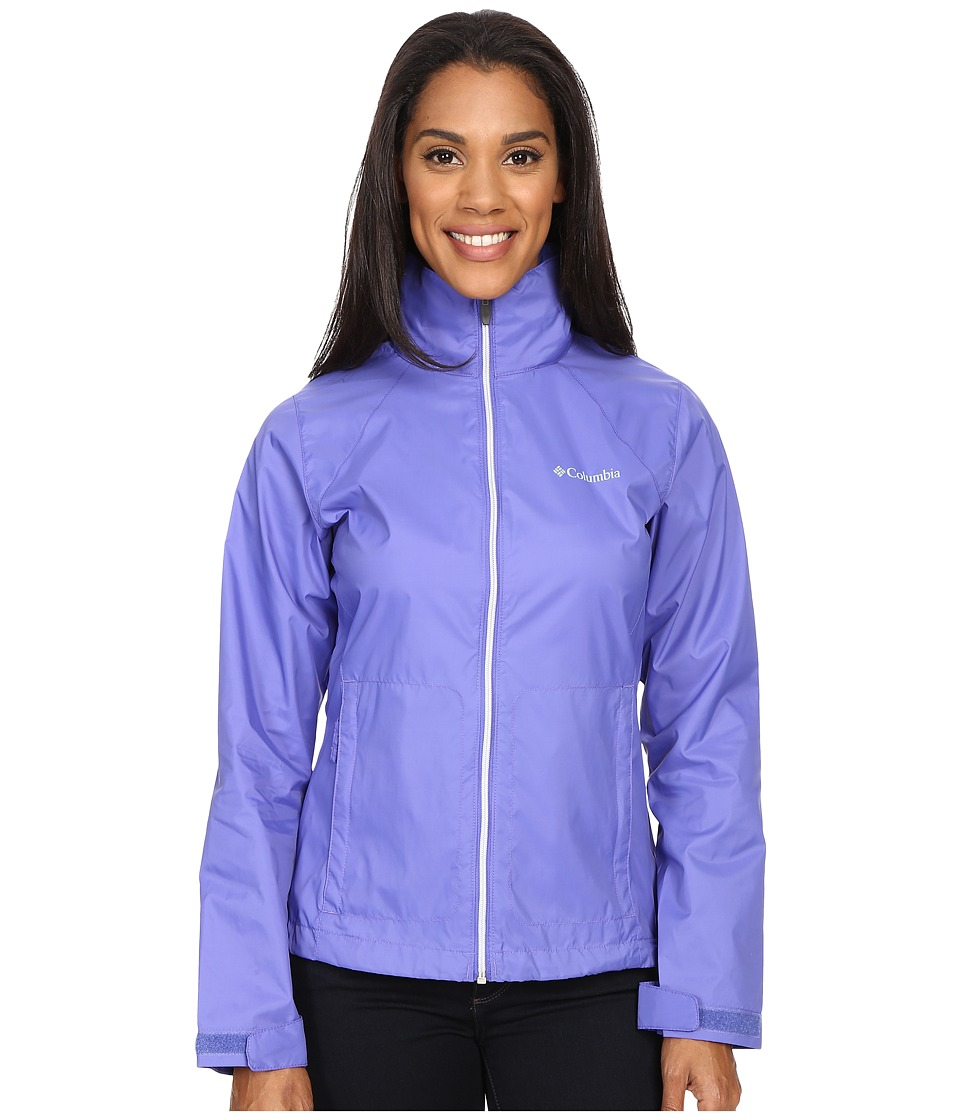 Columbia - Switchback II Jacket (Purple Lotus) Women's Coat