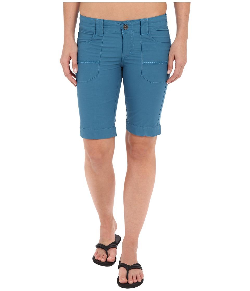 KUHL - Kendra Cuff Shorts (Ocean) Women's Shorts