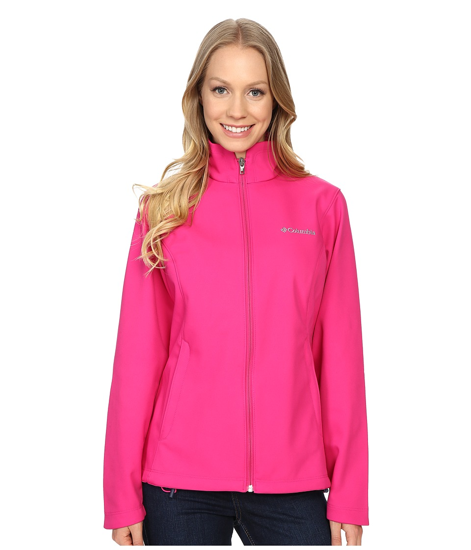 Columbia Kruser Ridge Softshell (Haute Pink) Women