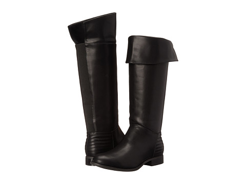 Chinese Laundry - First Love (Black Smooth) Women's Pull-on Boots