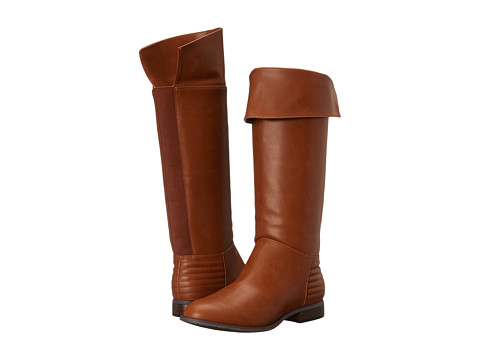 Chinese Laundry - First Love (Cognac Smooth) Women's Pull-on Boots