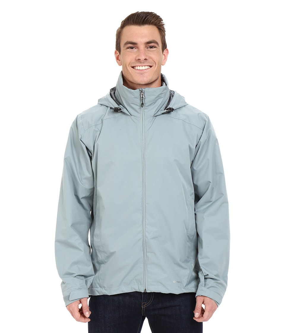 adidas Outdoor - All Outdoor 2L Wandertag Solid Jacket (Green Earth) Men's Coat