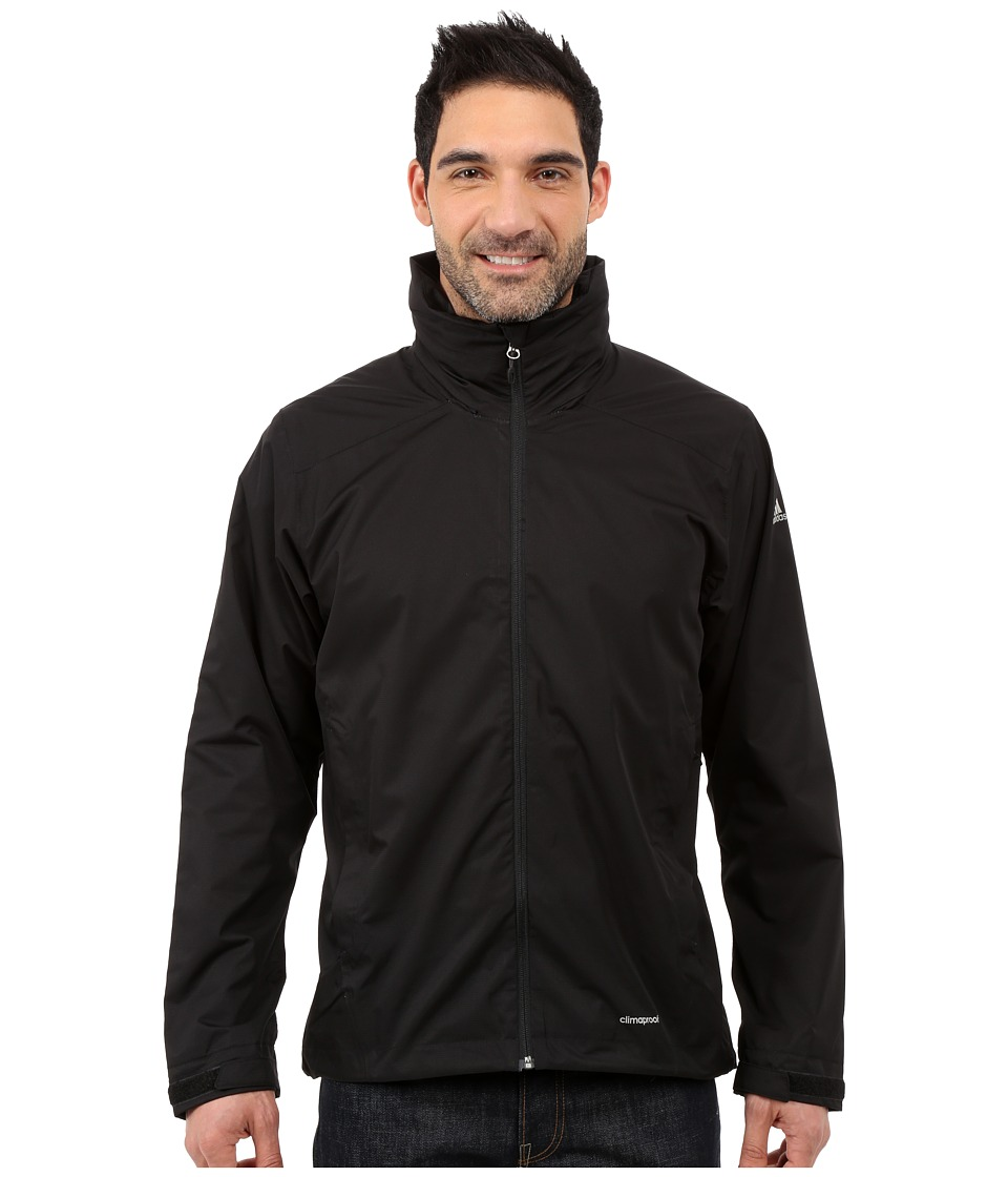 adidas Outdoor - All Outdoor 2L Wandertag Solid Jacket (Black) Men's Coat