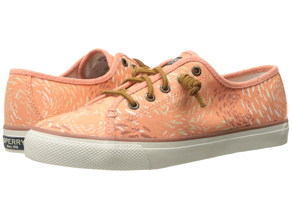 Sperry Top-Sider - Seacoast Fish Circle (Coral) Women